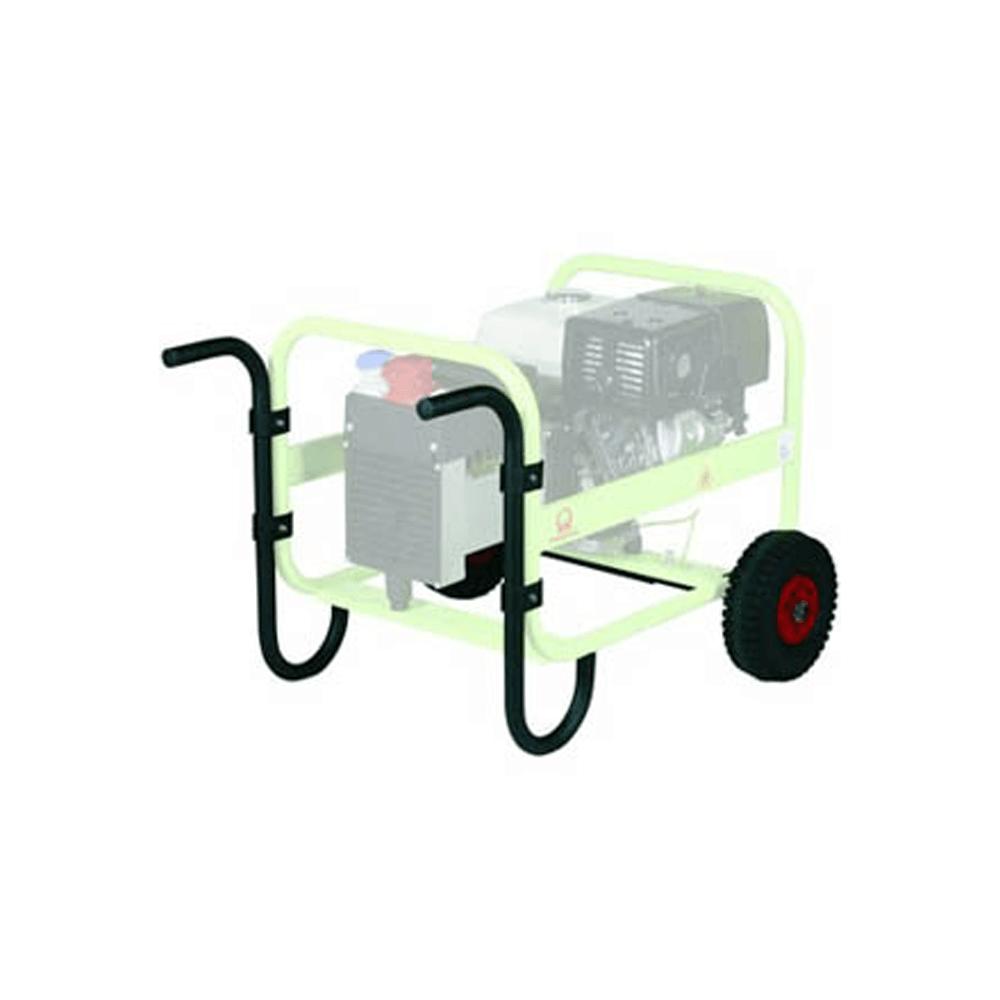 Carucior generator curent portabil Pramac