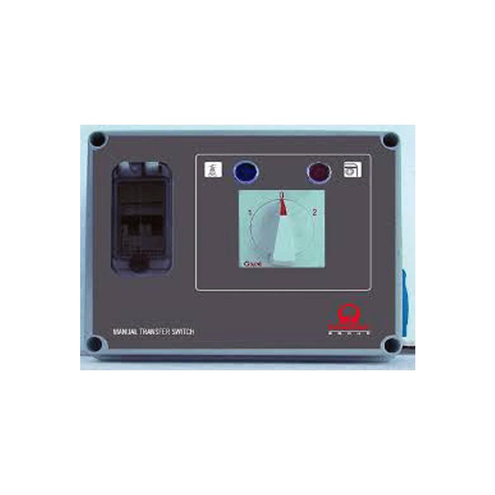 Panou manual de automatizare generator electric